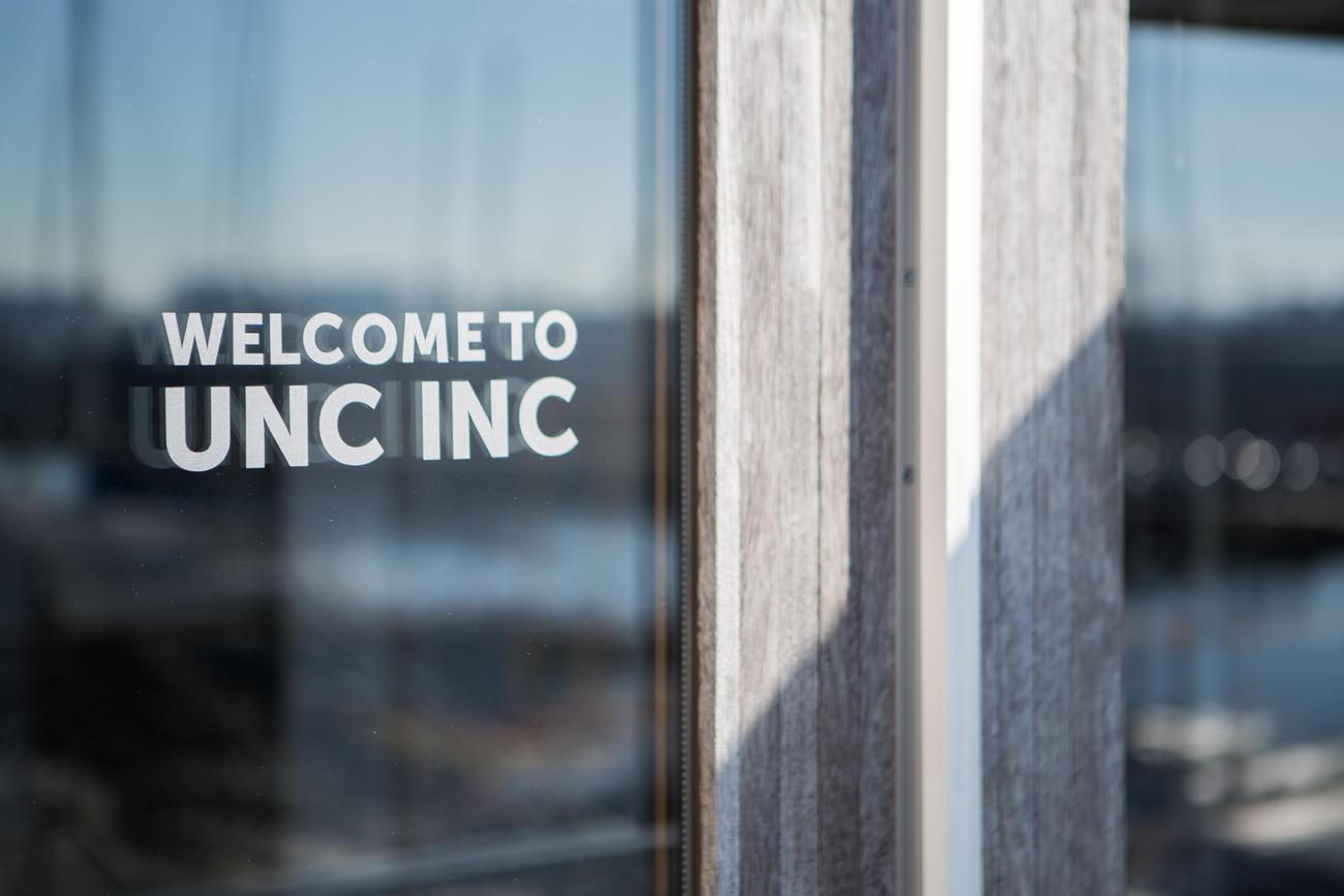 Welkom bij Unc Inc